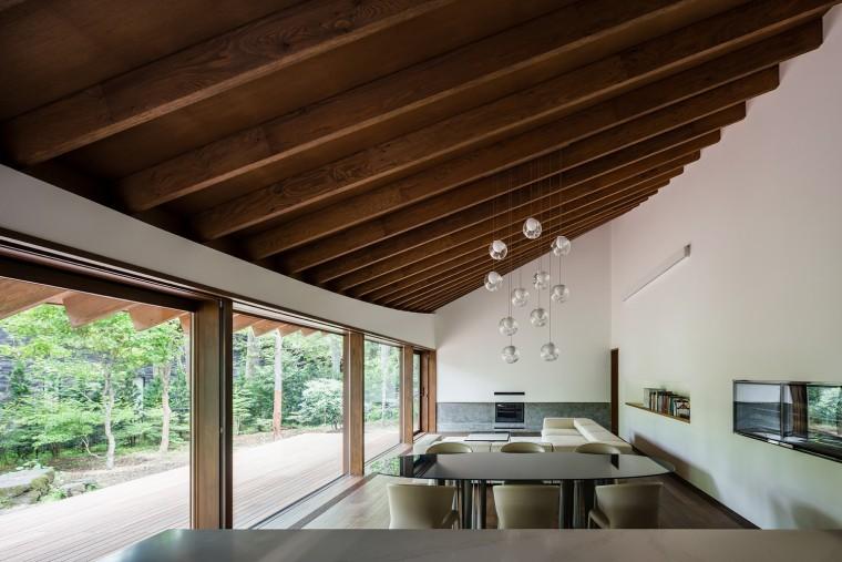 日本密林中的四叶别墅-9