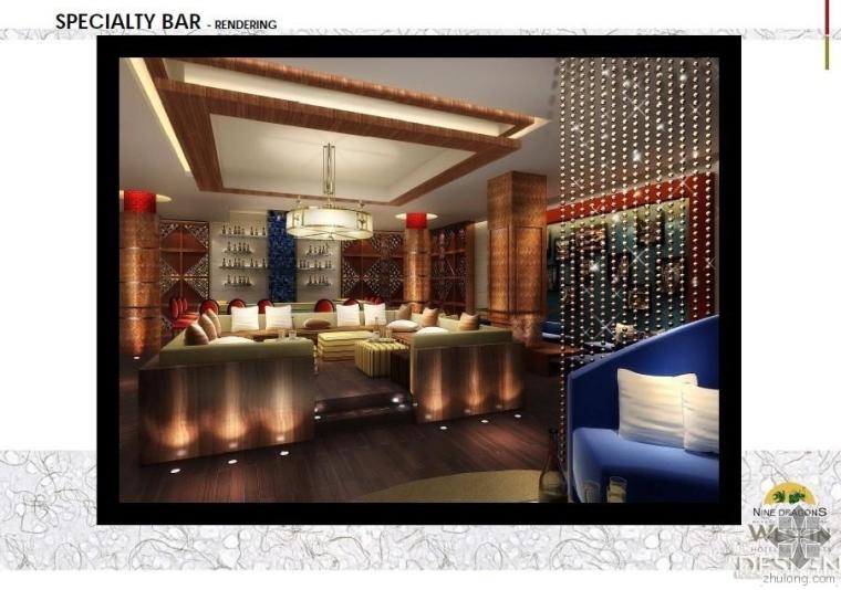 浙江九龙山威斯汀度假酒店设计概念