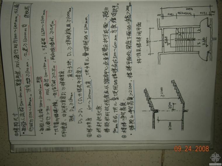 建筑构造复习资料(重点笔记+华工课堂拍摄笔记)_18