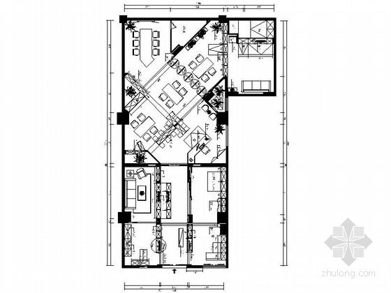 [福州]现代家居商场高档家居设计体验店室内装修图(含效果)