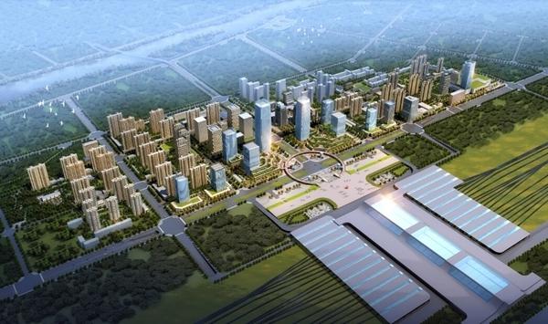 兰州将建4个商业副中心,打造2个中央商务区