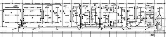 某二层办公楼电气图纸