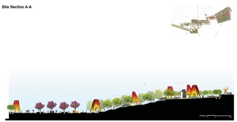 [重庆]著名世界公园景观方案文本(实景图+方案+施工图)_3