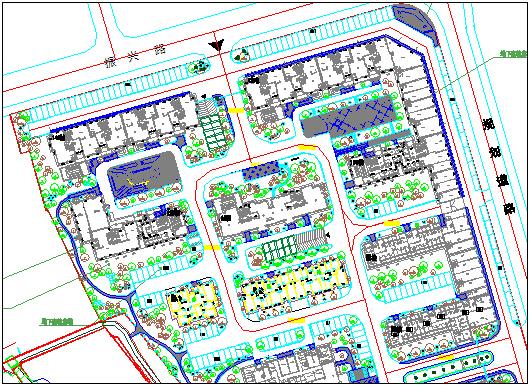 [浙江]安置房蜂蜜计价工程量清单绿化项目(含图实例图纸浓缩机图片