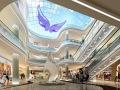 分享杭州购物中心设计可参考的内蒙古华丽广场设计效果图