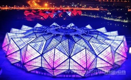 [深圳]体育馆钢结构涂装施工方案