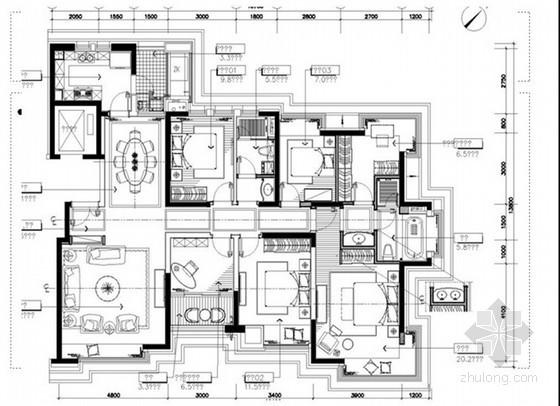 房地产项目精装修户型设计要点(上篇 全部图片说明)ppt 共185页