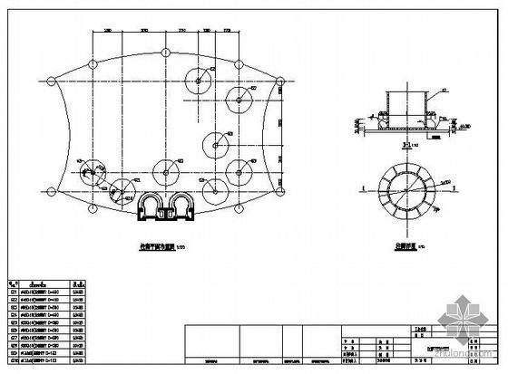 某家具公司钢结构工程图纸
