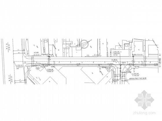[四川]市政电气地下通讯管道工程电气施工图纸53张(含详细电气设计说明)