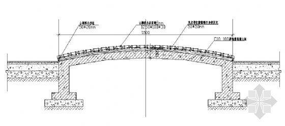 小拱桥详图