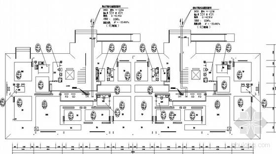 天津某公司7#8#宿舍楼采暖施工图