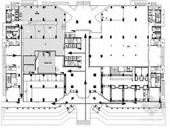 [浙江]高层商务综合楼装修工程施工组织设计