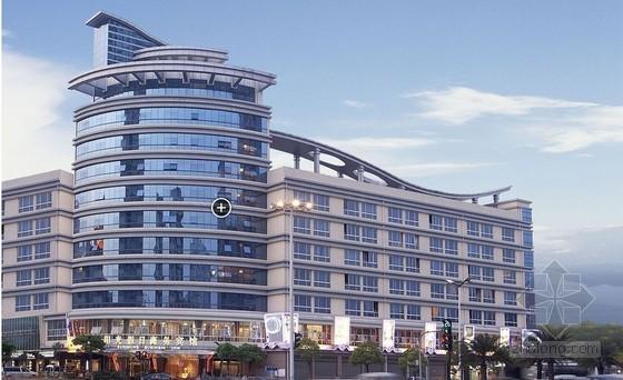 [毕业设计]13层框架结构酒店建筑工程施工图预算书(含工程量计算)72页