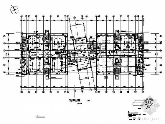 毛细管网辐射采暖设计图
