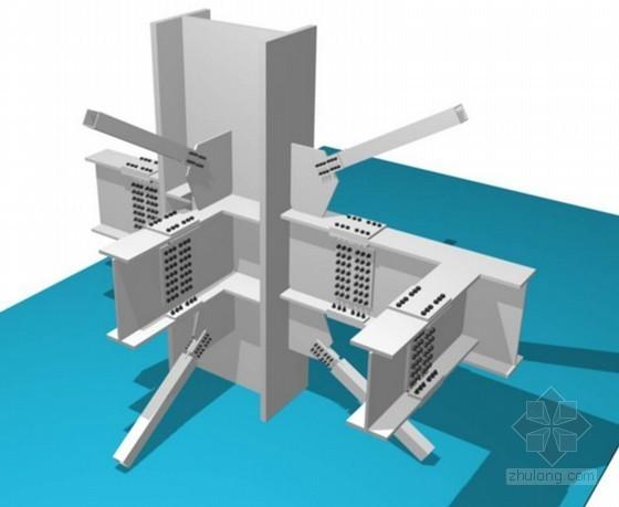 钢结构燃气电厂工程施工组织设计(155页)