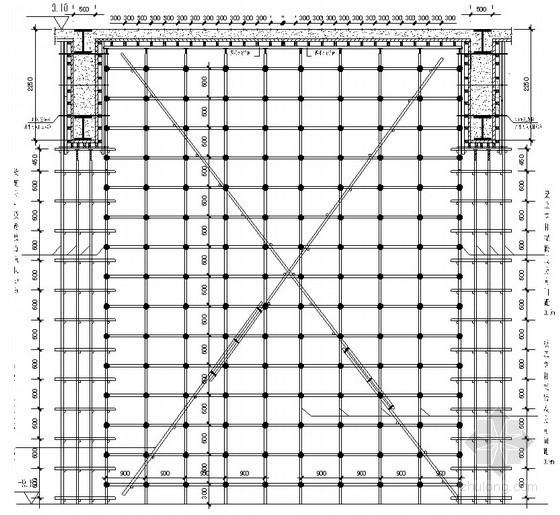 [天津]高层商业楼高大模板专项施工方案(高11.4m)