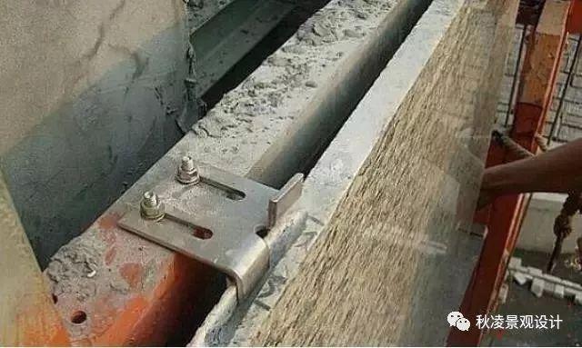 石材干挂施工工艺,绝对干货!