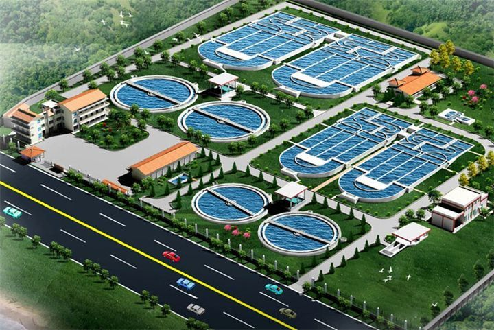 污水处理工程项目施工管理(含图)