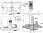 [湖南]罗马风情庄园小区景观设计施工图(附方案文本)