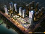 华润戆州章江新区城市商业综合体建筑设计方案文本
