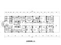 上海某现代风格办公楼室设计施工图及效果图(含75张)