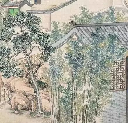 宋词里的庭院,古人的生活美学_1