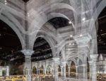 当金属网遇见西方古典建筑,会有怎么样的火花?