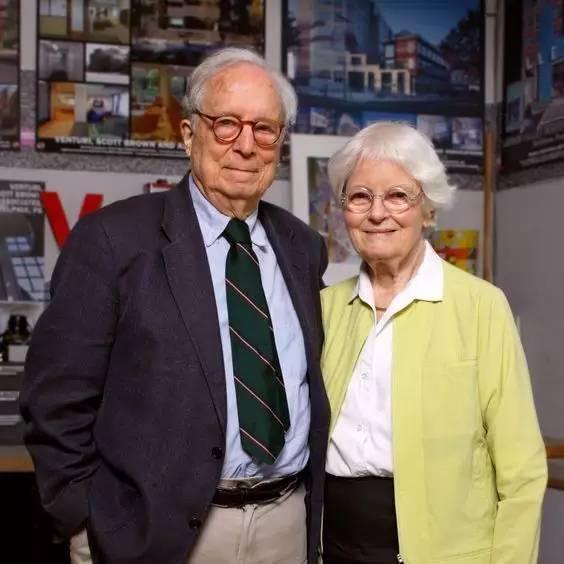 这对结婚50年的恩爱夫妻,开启了后现代主义建筑的大门