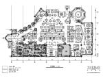 北京世贸天街店沸腾鱼乡室内设计施工图(含效果图)