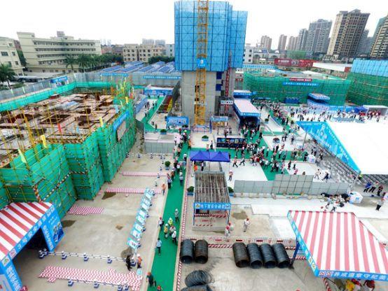 绿色建筑示范工程是这样建成的!