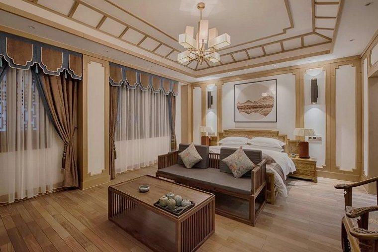 隐于白茶城中的合院酒店-8