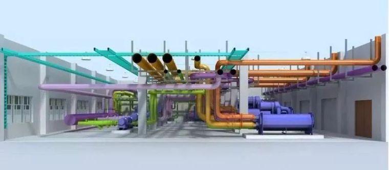 BIM技术在机电管线综合上的三大应用