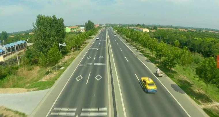 公路改建工程施工组织设计(72页)