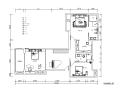 整套现代风格复式楼设计CAD施工图(含效果图)