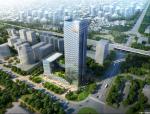 [湖北]超高层科技大楼概念设计方案(国内知名设计院)