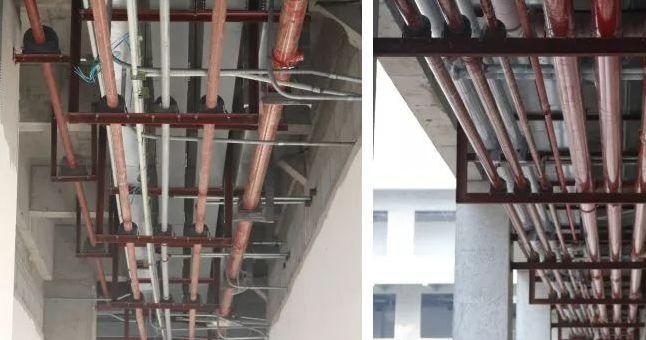 BIM应用管线综合支吊架实施做法的案例分享
