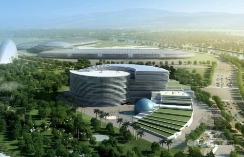 [福建]特大型科技馆项目消防设计专篇
