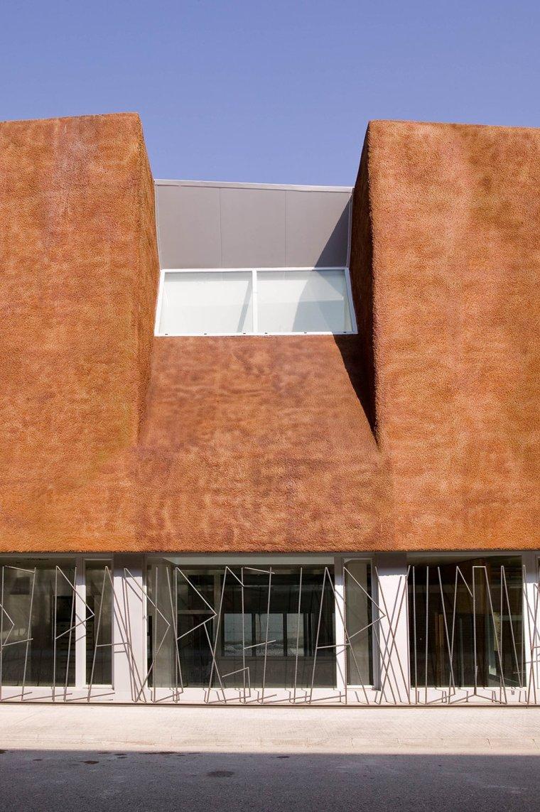 西班牙ArxiuPlaUrgell公共档案办公楼_7