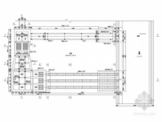 [湖南]水系恢复泵站工程施工图
