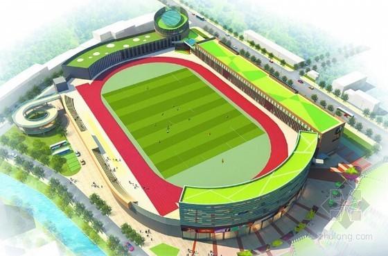 [广东]小学运动场改造工程施工合同