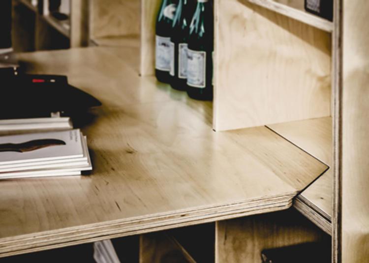 建筑师给自己设计的办公室,什么样的都有_22