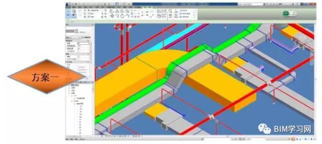 BIM技术应用于超高层机电安装工程||案例_21
