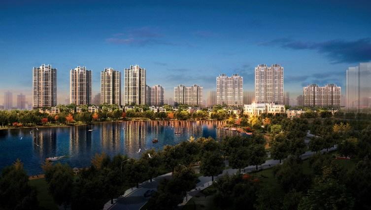 上海华润中央公园住宅楼钢混剪力墙结构设计论文
