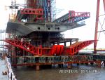 仙鹤型双塔单索面预应力混凝土斜拉桥平安工程汇报材料