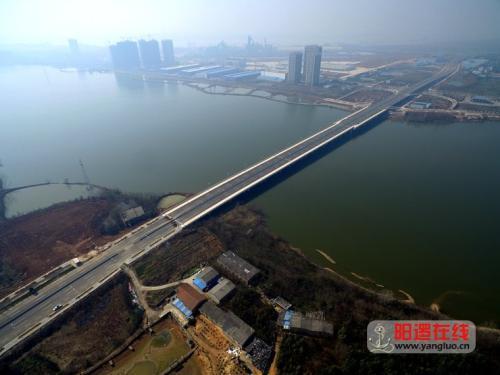 [湖北]武汉江北快速路工程柴泊湖大桥排水工程施工方案
