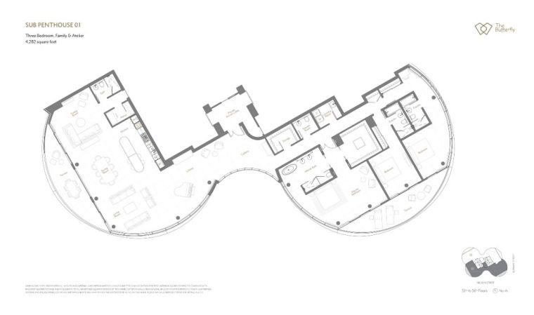 一栋住宅十年设计,这可能是世界上最梦幻的公寓楼_39