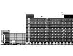 [合集]十套高层现代风格酒店建筑施工图(图纸齐全)