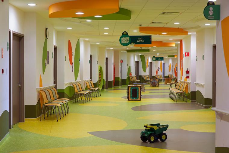 墨西哥Teletón儿童肿瘤医院-23