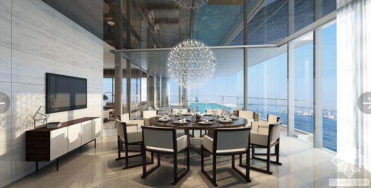 室内设计家装工装施工图及设计方案精品汇总_5