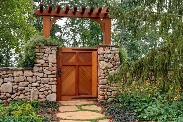 门:家与庭院的正确打开方式